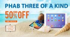 Распродажи планшетов стоимостью до $100 в магазине Gearbest.com