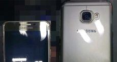 Samsung Galaxy C5 по дизайну также похож на iPhone 6/6S