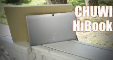 Chuwi HiBook: обзор (распаковка) планшета с двумя платформами и за адекватный ценник