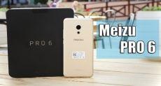 Meizu Pro 6 распаковка: когда смартфон стильный и удобный инструмент для повседневных дел