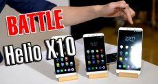 Xiaomi Redmi Note 2, LeTV Le 1S, Meizu Metal и другие смартфоны в рейтинге устройств с процессором Helio X10 (MT6795)