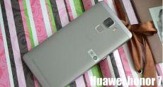 Huawei Honor 7: видеообзор металлического практичного смартфона