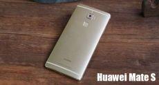Huawei Mate S предварительный обзор премиум смартфона с функцией Force Touch за 721$