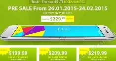 Цена iOcean M6752 и приблизительная дата продаж