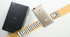 Elephone M3: распаковка смартфона, которого ждет незавидная судьба