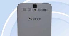 Koobee M5 - смартфон с двумя тыльными динамиками на MTK6732