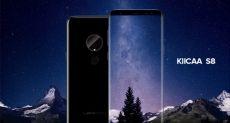 Leagoo готовит серию KIICAA, куда войдут смартфоны с огромными дисплеями с соотношением сторон 18:9