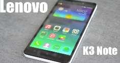 Видео обзор Lenovo K3 Note