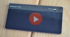 Lenovo Vibe Shot – видеообзор первого камерофона от всем известного производителя