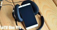 LeTV One Pro (Le 1 Pro X800): видеообзор смартфона с отличной начинкой