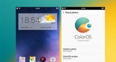Color OS 3.0 на базе Android 5.1.1: OPPO работает над новой версией прошивки
