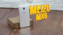 Распаковка Meizu MX6 и предварительное сравнение с Xiaomi Redmi Pro