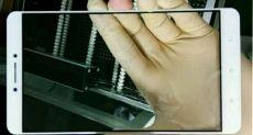 Xiaomi Max: фотографии лицевой панели 6,4-дюймового фаблета