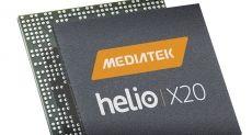 Helio X20 (MT6797) показал свою мощь в бенчмарке AnTuTu