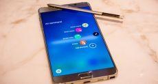 Samsung Galaxy Note 6 будет использовать RGB-OLED дисплеи в обеих своих версиях