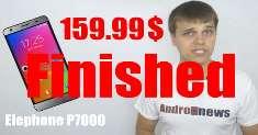 Конкурс «Выиграй купон и купи Elephone P7000 за 159.99$»  - завершен!