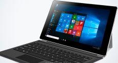 BlackBook: 10,1-дюймовый гибридный планшет на Windows 10