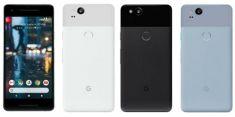 Это Google Pixel 2 и Pixel 2 XL на рендерах от авторитетных источников
