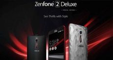Asus ZenFone 2 Deluxe предоставит своему владельцу 384 Гб внутреннего хранилища