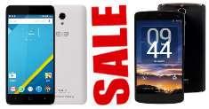 Купить Elephone P6000 и Kingzone Z1 по купону с лучшей скидкой