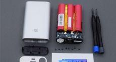 Новый павербанк Xiaomi на 10000 мАч имеет толщину всего 12,58 мм благодаря Li-pol аккумулятору с высокой плотностью заряда