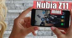 ZTE Nubia Z11 mini: видеообзор неидеального камерофона