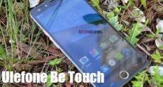 Ulefone Be Touch обзор самого симпатичного конкурента Elephone P7000 со сканером отпечатков пальцев
