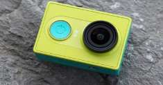 Пример видео съемки камерой Xiaomi Yi