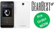 Xiaomi Redmi Note 2: открыт предзаказ на Gearbest за $168.85