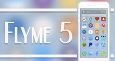 Бета-версия Flyme 5 теперь доступна для Meizu MX4, MX4 Pro и M1 Note