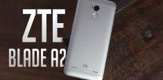 ZTE Blade A2: распаковка потенциального конкурента Xiaomi Redmi 3S и Meizu M3S