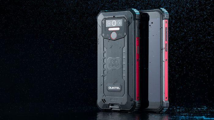 Вышел защищенный Oukitel WP5 Pro с огромной батарейкой – фото 1