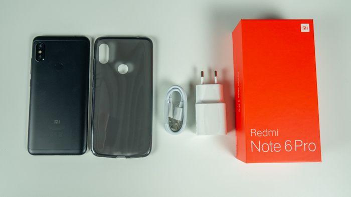 Обзор Xiaomi Redmi Note 6 Pro - те же бараны, только с челкой – фото 1