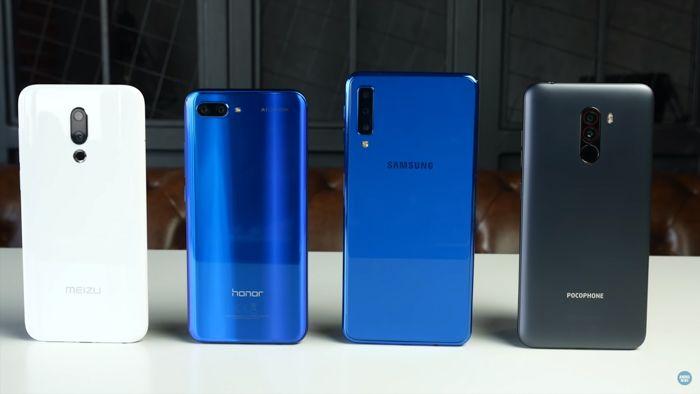 Сравнение: топ 4 смартфона от 350 до 400 долларов от Andro-News – фото 1
