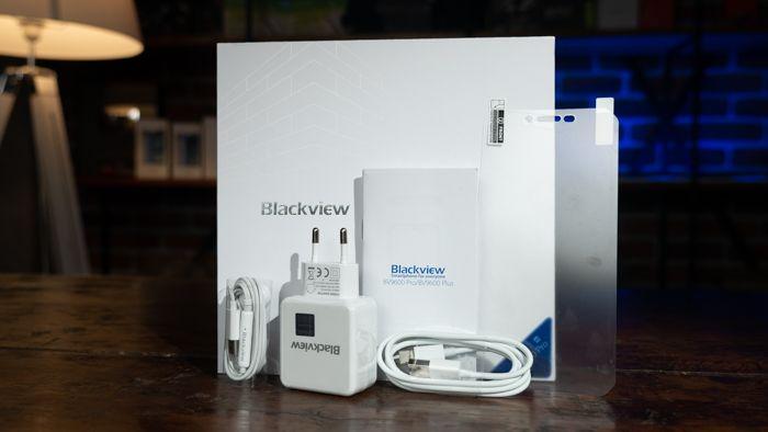 Обзор Blackview BV9600Pro -
