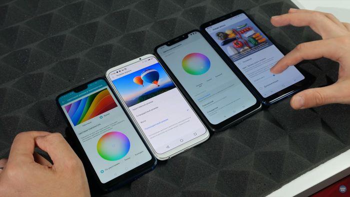Сравнение: топ 4 смартфона от 350 до 400 долларов от Andro-News – фото 2
