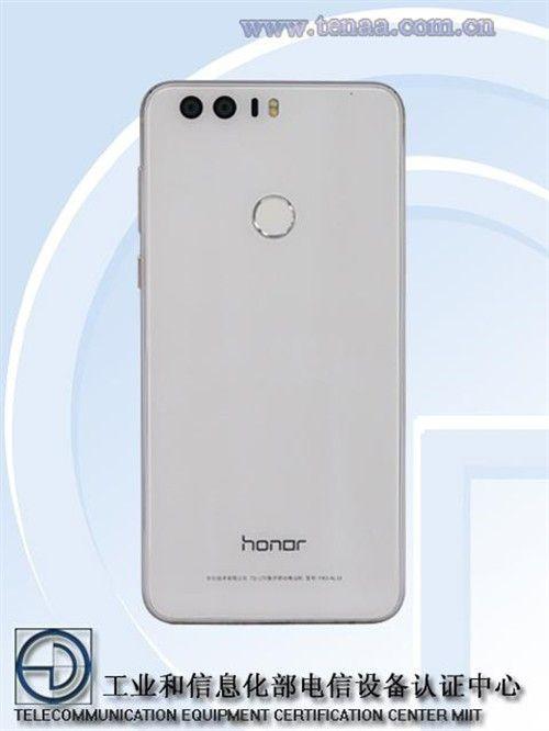 Фото и характеристики Huawei Honor 8 опубликованы в TENAA – фото 1