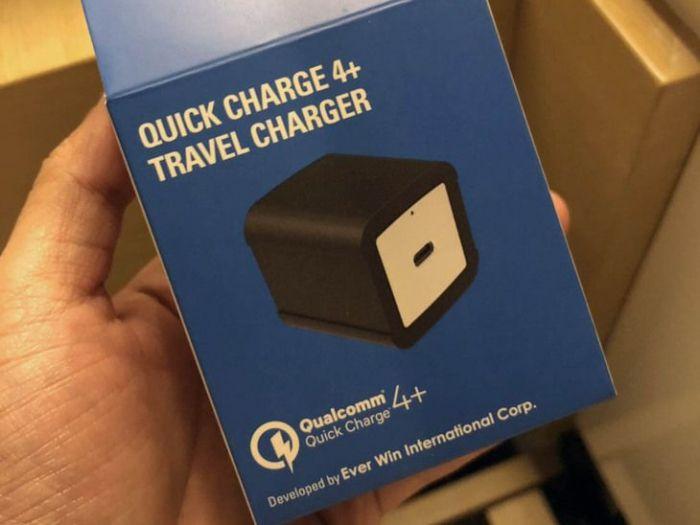 Быстрая зарядка Quick Charge 4.0+ придет на смартфоны – фото 1