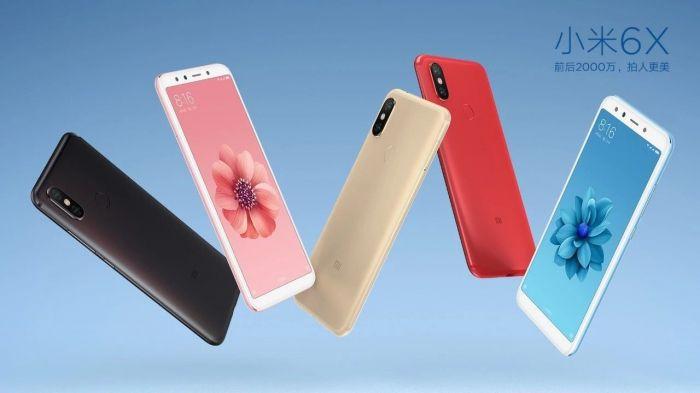 Снимки упаковки Xiaomi Mi 6X – фото 2