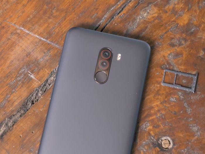 Обзор Xiaomi Pocophone F1 - лучший смартфон за свои деньги – фото 7