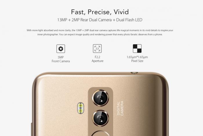 Leagoo M9 Pro: по последней смартфонной моде и всего за $81,99 – фото 2