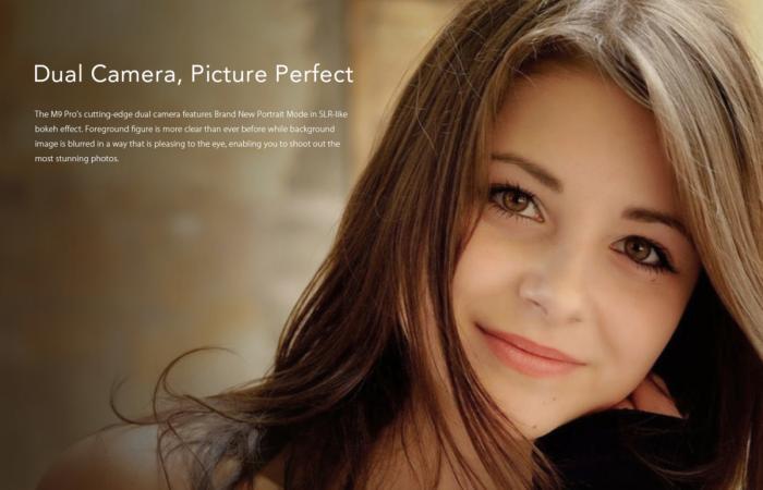 Leagoo M9 Pro: по последней смартфонной моде и всего за $81,99 – фото 3