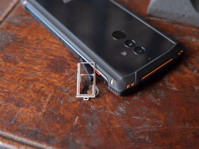 Обзор Homtom Zoji Z9. Как изменились защищенные смартфоны от китайцев – фото 9