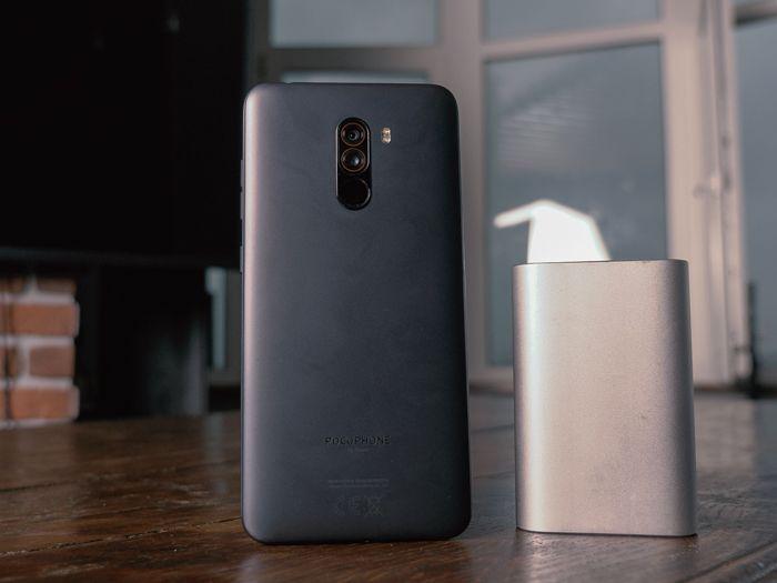Обзор Xiaomi Pocophone F1 - лучший смартфон за свои деньги – фото 14
