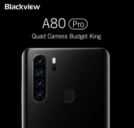 Blackview A80 Pro: характеристики и дата анонса – фото 2