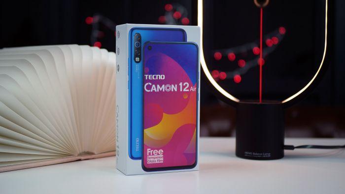 Tecno Camon 12 Air – когда казалось, что вариантов нет – фото 1