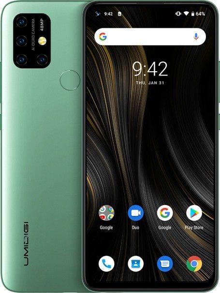 UMIDIGI Power 3 предлагает емкую батарейку, NFC и Android 10 – фото 2