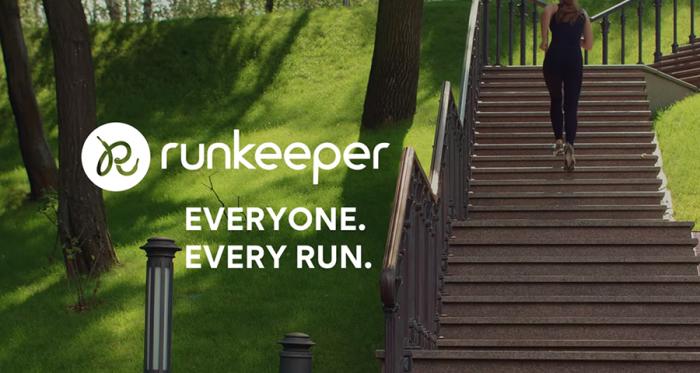 Runkeeper - приложение