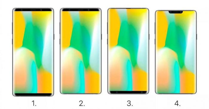 Leagoo S9 — клон iPhone X привезут на MWC 2018 – фото 1