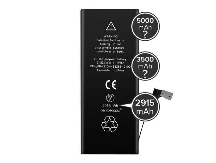 Leagoo заявляет, что предоставляет достоверные данные о емкости аккумуляторов – фото 2